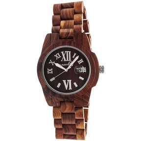 Earth Ew1503 Heartwood Watch, Red