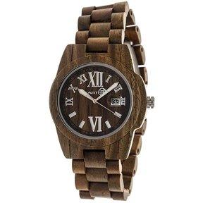 Earth Ew1504 Heartwood Watch, Olive
