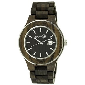 Earth Ew3402 Cherokee Watch, Dark Brown