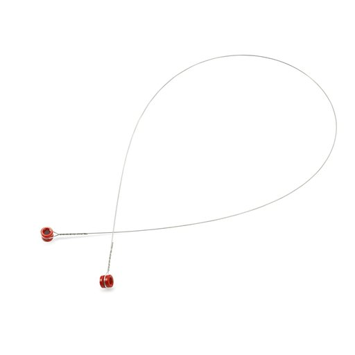 """View a Larger Image of Easy Wire Replacement 18"""" Wire Red .016 3 Pack"""