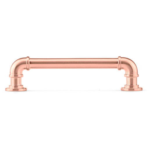 """View a Larger Image of Eclectic Pull, 5-1/16"""" Center-to-Center, Rose Gold"""