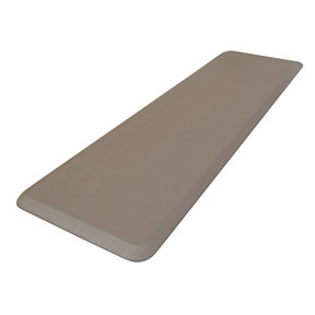 """Eco-Pro Commercial Mat, Taupe, 20"""" x 72"""""""