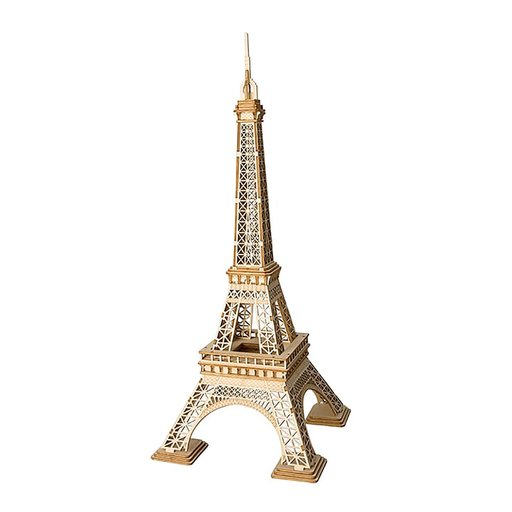 View a Larger Image of Eiffel Tower 3D Puzzle Kit