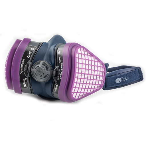 View a Larger Image of Respirator OV/P100 M/L