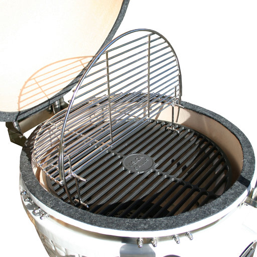 View a Larger Image of Elite SeriesXR402 Deluxe Ceramic Kamado, White
