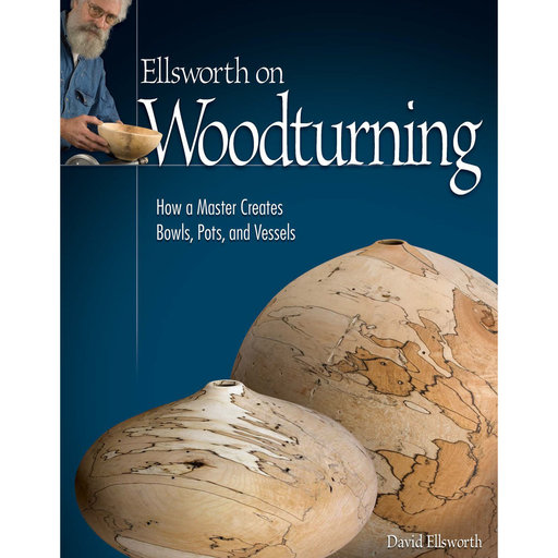 View a Larger Image of Ellsworth on Woodturning Hardcover - Limited Edition