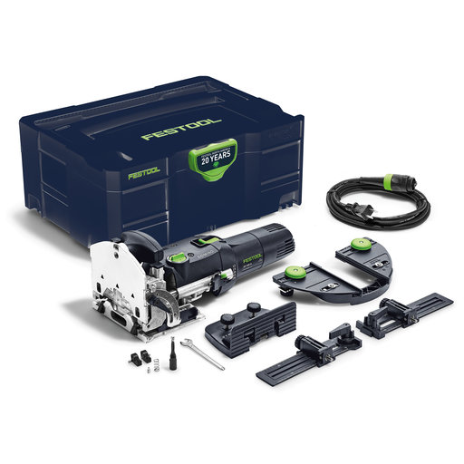 View a Larger Image of Emerald Edition DF 500 Q Set Domino Joiner