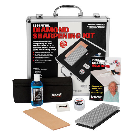 View a Larger Image of Essential Diamond Sharpening Kit