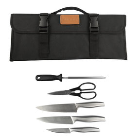 Executive Chef - 6 Piece Culinary Set, Ice Tempered Stainless Steel