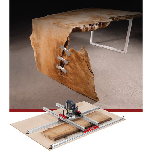 View a Larger Image of Extended Slab Flattening Mill