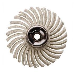 EZ Lock Detail Abrasive Brush,  120 Grit