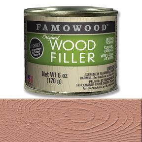Ceder Wood Filler Solvent Based 6 oz
