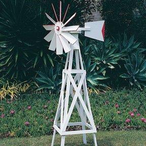 Farm-Style Windmill Bearing Kit, No. 695BK, for Windmill Paper Plan No. 695