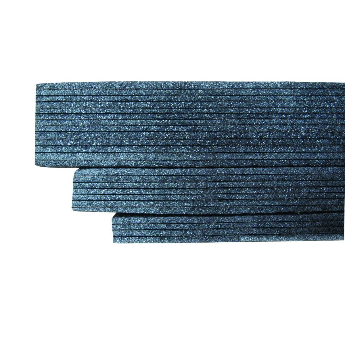 "View a Larger Image of Kaizen Foam 57mm (2-1/4"") Black"