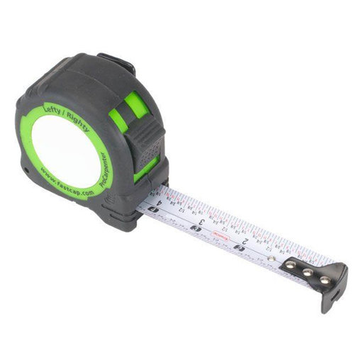View a Larger Image of Lefty/Righty 25' Tape Measure