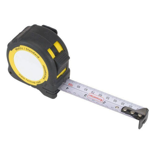 View a Larger Image of Metric/Standard 12' Tape Measure
