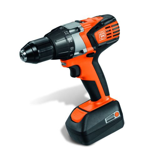 View a Larger Image of Fein 14V, 2Ah Two-Speed Drill Driver ABS14C