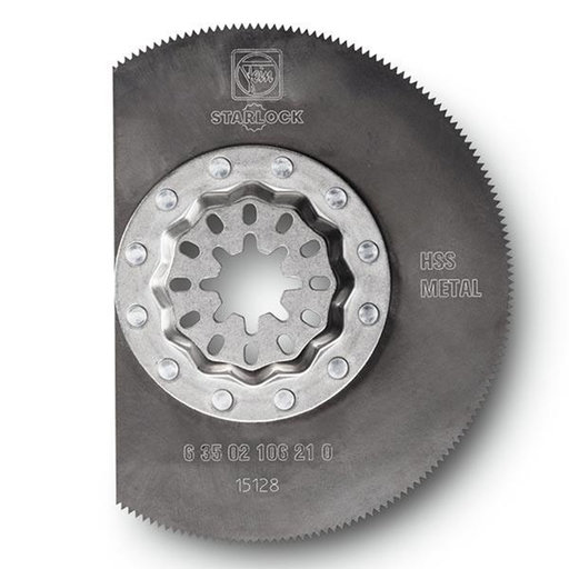 """View a Larger Image of STARLOCK HSS Segment Saw Blade- 3-3/8"""""""
