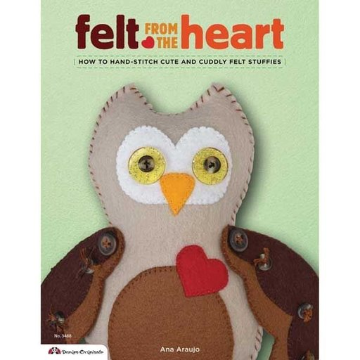 View a Larger Image of Felt from the Heart