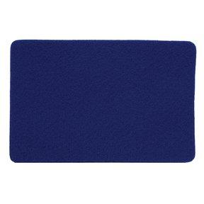 "Felt 12"" x 24"" Self-adhesive Blue Sheet"