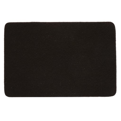 """View a Larger Image of Felt 12"""" x 24"""" Self-adhesive Brown Sheet"""