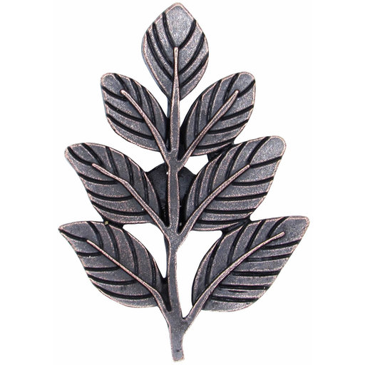 View a Larger Image of Fern Leaf Knob Oil Rubbed Bronze