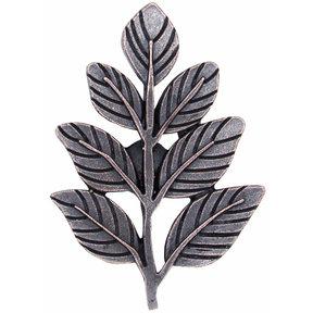 Fern Leaf Knob Oil Rubbed Bronze