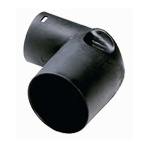 90 Degree Angle Adapter for D22 and D27 Hoses
