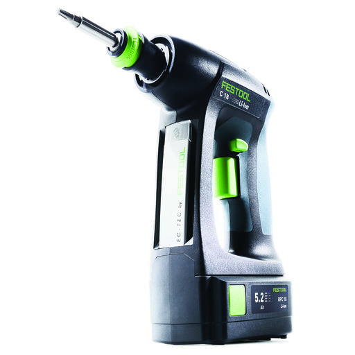 View a Larger Image of C18 Plus - Brushless Li-Ion Cordless Drill
