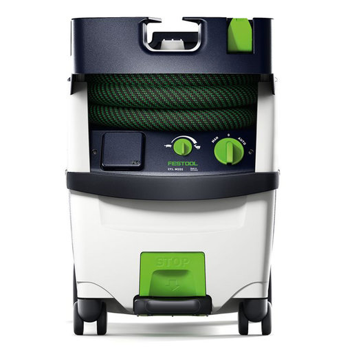 View a Larger Image of Festool CT MIDI HEPA Dust Extractor