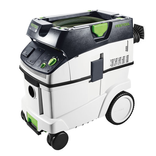 View a Larger Image of Dust Extractor CT 36 E HEPA