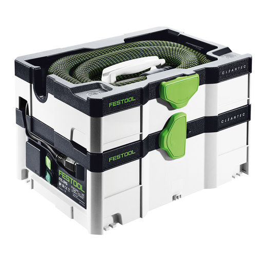 View a Larger Image of Portable Dust Extractor CT SYS