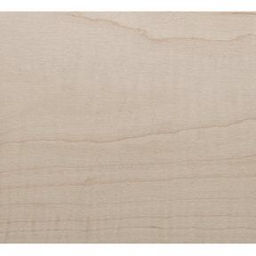 Figured Maple, Flat Cut 4'X8' Veneer Sheet, 10MIL Paper Backed