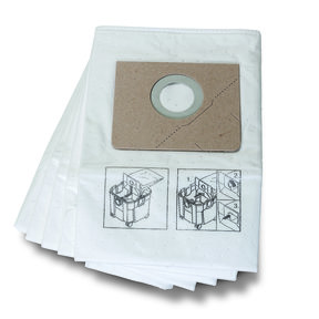 Replacement Filter Bags for Turbo I and II Models - 5 Pack