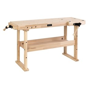 Finish-It-Yourself DIY 1500 Workbench