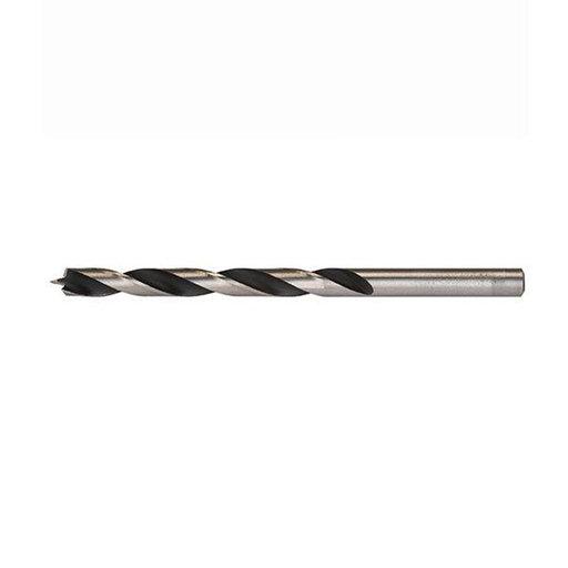 "View a Larger Image of 1/4"" Chrome-Vanadium Steel Brad Point Drill Bit"
