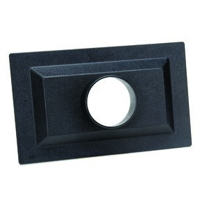 """Flanged Dust Port 13-1/2"""" x 8"""""""