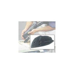 Flat ext.-length sanding pad