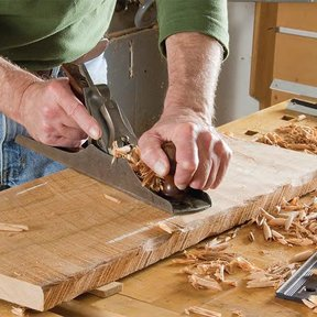 Flattening Boards By Hand Downloadable Technique