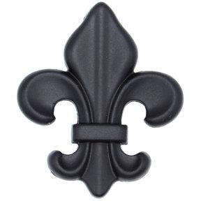 Fleur De Lis Knob Oil Rubbed Bronze