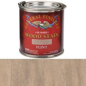 Flint Oil Stain 1/2 Pt