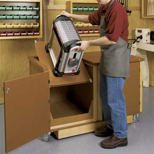View a Larger Image of Flip-Top Work Center - Downloadable Plan