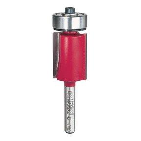 Flush Trim Bit 3/4D 1CL 1/4SH