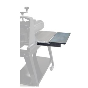 Folding Infeed/Outfeed Tables for 19-38 SuperMax Sanders