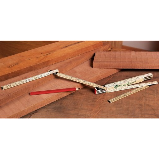 View a Larger Image of Folding Ruler