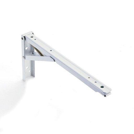 "View a Larger Image of Folding Shelf Bracket 12"" Pair"