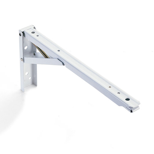 "View a Larger Image of Folding Shelf Bracket 8"" Pair"