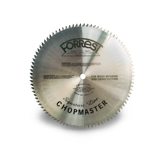 """View a Larger Image of Chopmaster Signature Line Circular Saw Blade, 10"""", 90 Tooth"""