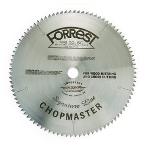 "Chopmaster Signature Line Circular Saw Blade 12"" x 90 Tooth"