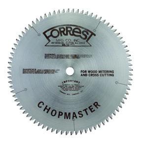 "CM10806105 Chopmaster Circular Saw Blade 10"" x 80 Tooth"